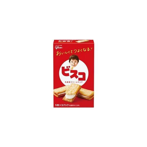 江崎グリコ ビスコ 15枚×10箱入
