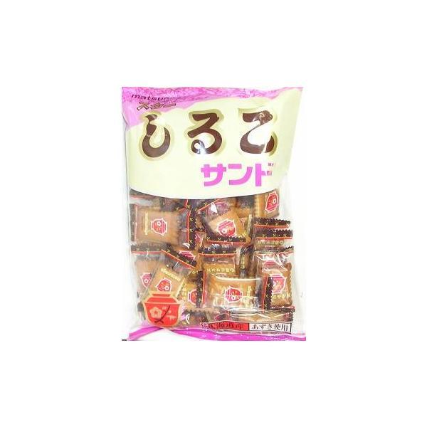 松永製菓スターしるこサンド230g×12袋入|okasirenjya