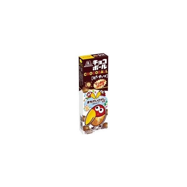 チョコボールでっかいパック ピーナッツ 5個