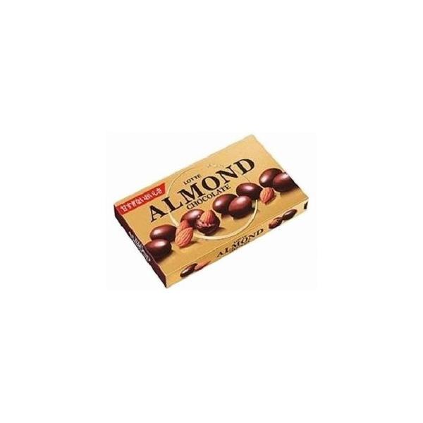 ロッテアーモンドチョコ86g×10箱入夏季期間中クール便となり別途300円かかります。