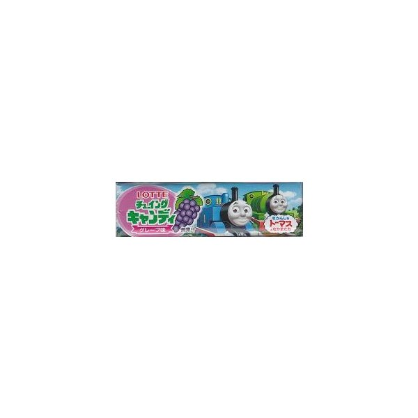 ロッテトーマスチューイングキャンディグレープ味5枚×20個入
