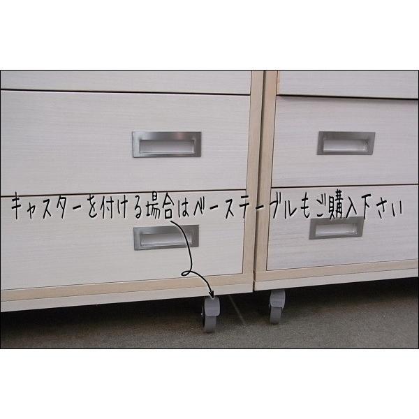 クローゼット 収納 幅75  ワードローブ 窓付き チェスト 日本製 大川 シンプル モダン 桐  完成品 開梱設置|okawakagu|08