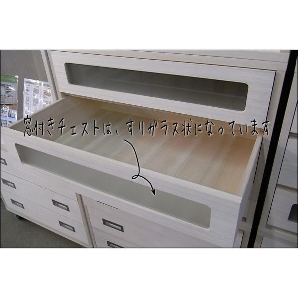 クローゼット収納桐M100シェルフ|okawakagu|09