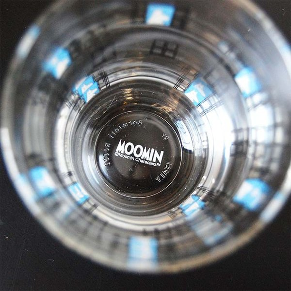 ムーミン グラス ガラス タンブラー 250ml  【MOOMIN】 ガラス製コップ グラス タンブラー 食器、リトルミイ、スナフキン|okayulabo|05