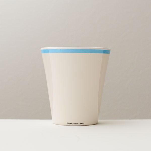 リサラーソン ハリネズミ メラミンタンブラー(270ml) 北欧おしゃれ&かわいいコップ【LISA LARSON】コップ/食器/カップ/キッチン/軽量/軽い/割れにくい 祝い 誕|okayulabo|03
