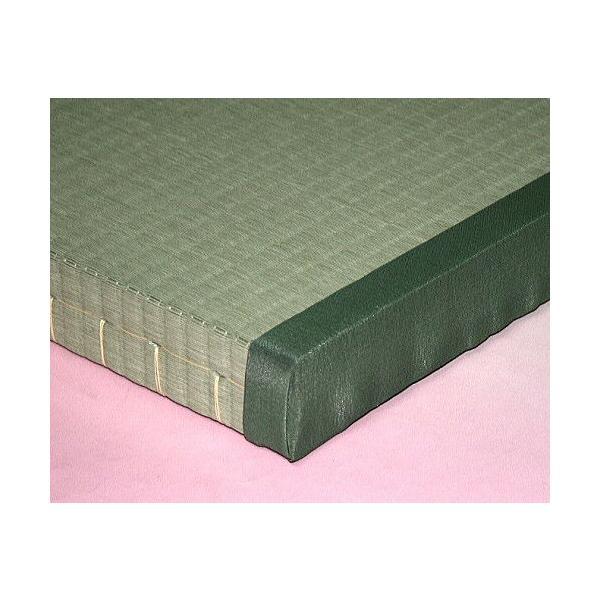 ベッド 畳 畳のみ セミダブル・ダブル長さ200cm×幅200cmまで2枚しあげ厚み5.5cm  オーダーサイズ|okitatami|02