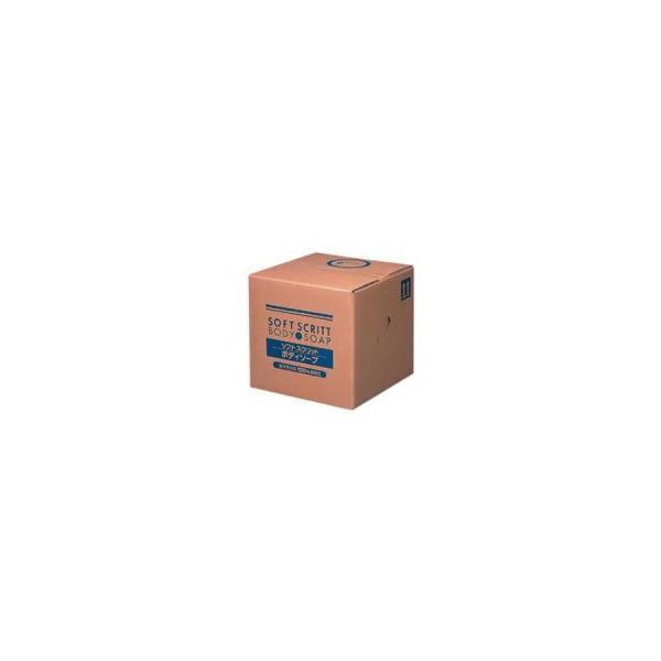 ソフトスクリット ボディソープ 18L 業務用 熊野油脂株式会社|okitatami
