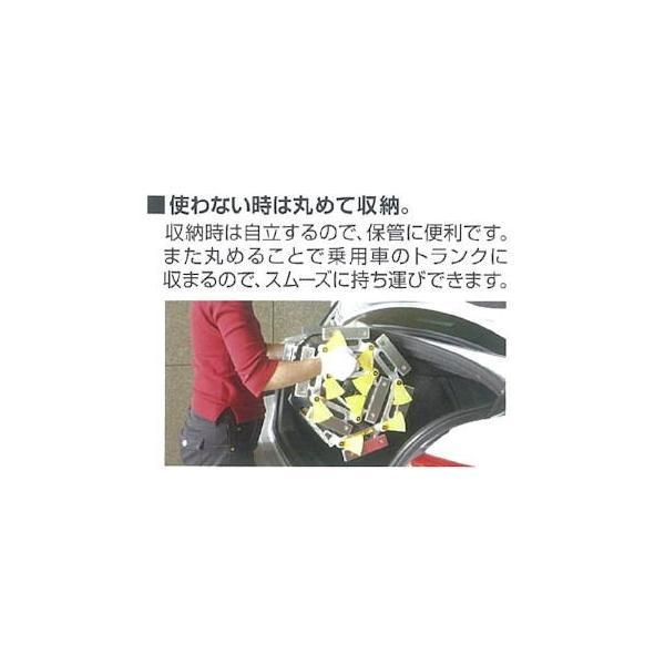 巻き取り式スロープ・渡し板 スロープビルド2本タイプ 153cm (組み立て式)  屋外用段差解消・適応段差高さ:約10〜15cm okitatami 03