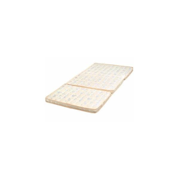 三ツ折パームマットレス(90×180cm)セミシングル(SS)ショート ジュニア用マットレス ベッドマット 薄型マットレス  マット マットレス 薄型|okkagufa-mu|02