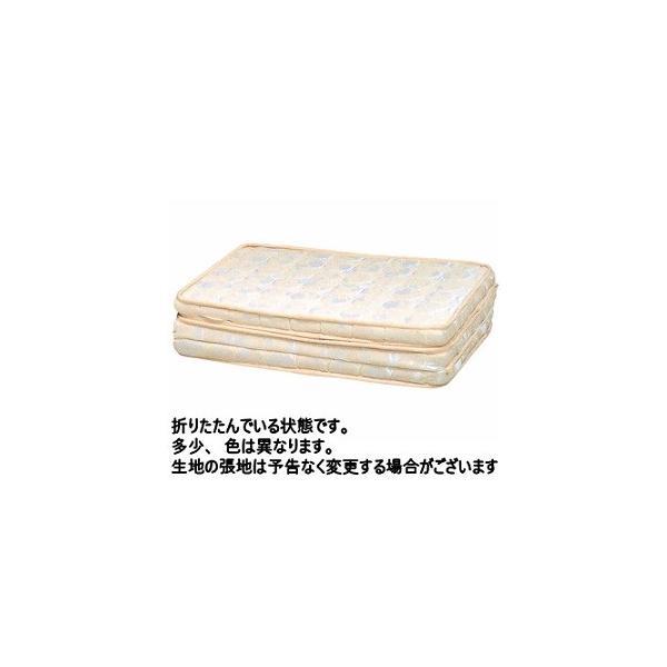 三ツ折パームマットレス(90×180cm)セミシングル(SS)ショート ジュニア用マットレス ベッドマット 薄型マットレス  マット マットレス 薄型|okkagufa-mu|03