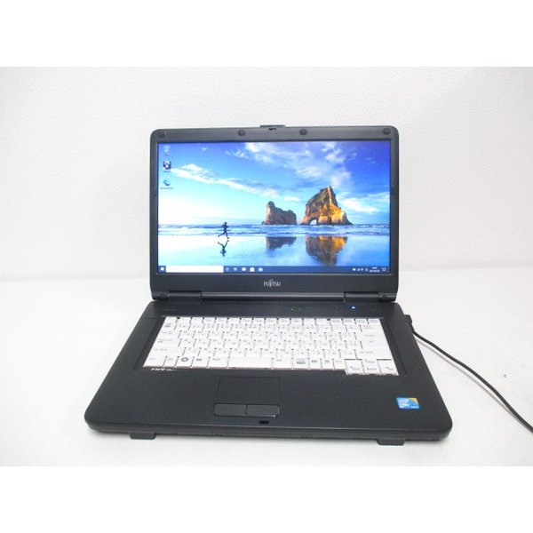 S8671SOS:WIN1064bit搭載 富士通LIFEBOOKFMV-A8290リカバリ済ノートパソコン