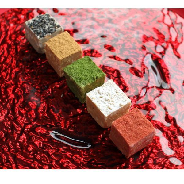 バレンタイン チョコ 和しょこら 5個詰め合わせ(手提げ袋付き) ジョリーフィス 広島 人気 チョコレート 手作り おしゃれ 義理チョコ (VD)|okodepa|08