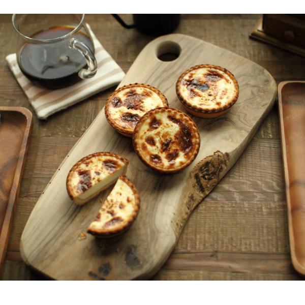 濃厚 チーズケーキ 半熟 バスクチーズケーキ タルト 5個入り 広島 名物 お土産 スイーツ ケーキ ギフト プレゼント 内祝い お返し 誕生日 カトルフィユ|okodepa|09