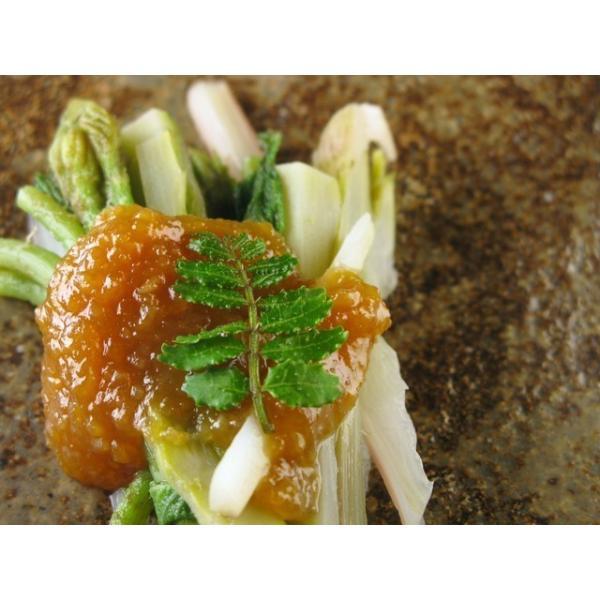 天然 山菜 タラの芽 200g 春の味覚 山の幸 採りたてを 産地直送(会津産 新潟産)|okuaizushunsaikan-y|07