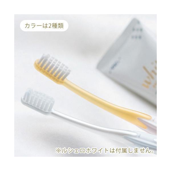 歯ブラシ ジーシー ルシェロ 歯ブラシ W-10×1本|okuchi|03