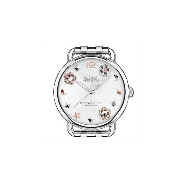 b3cb697395f6 COACH コーチ 腕時計 14502810 レディース DELANCEY デランシー クオーツの画像