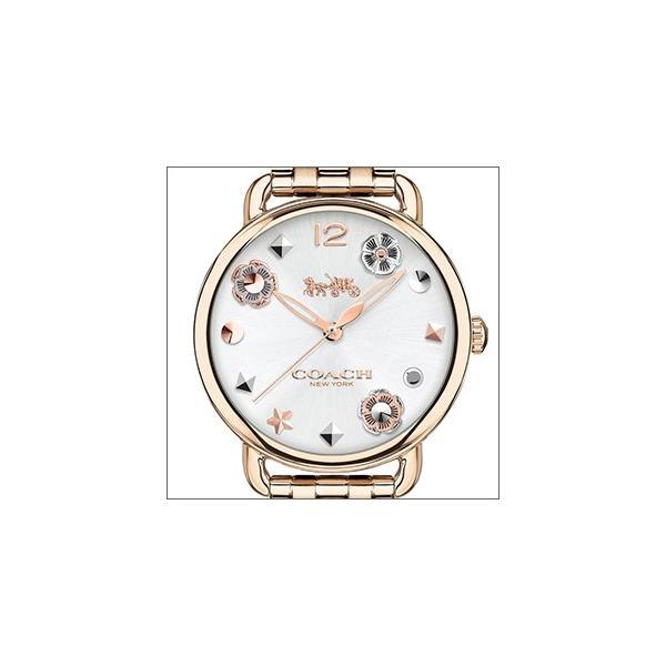 fdca2af54de7 COACH コーチ 腕時計 14502811 レディース DELANCEY デランシー クオーツの画像