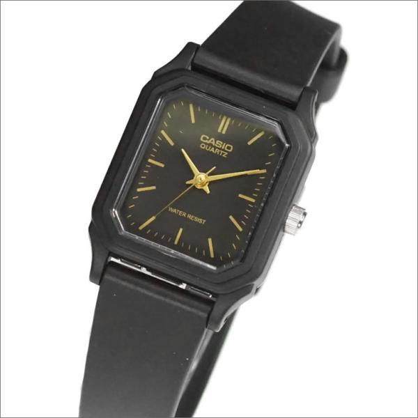 【箱なし】【メール便選択で送料無料】海外CASIO 海外カシオ 腕時計 LQ-142-1EDF レディース BASIC ベーシック LQ-142-1E
