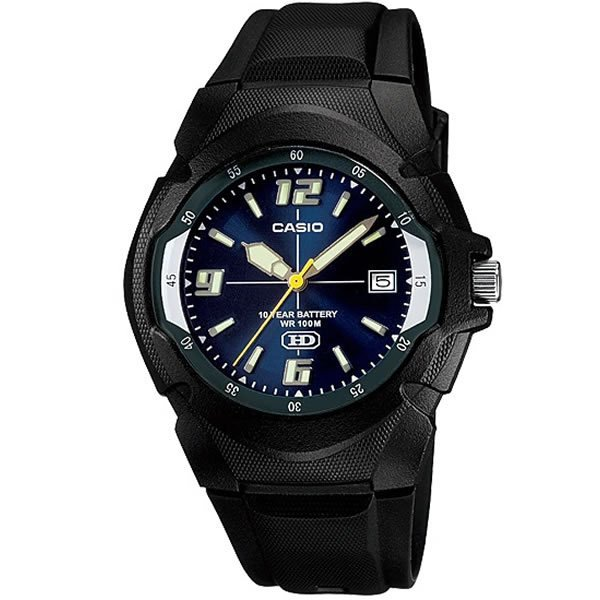 【メール便選択で送料無料】【箱なし】【並行輸入品】海外CASIO 海外カシオ 腕時計 MW-600F-2AVDF メンズ BASIC ベーシック MW-600F-2A
