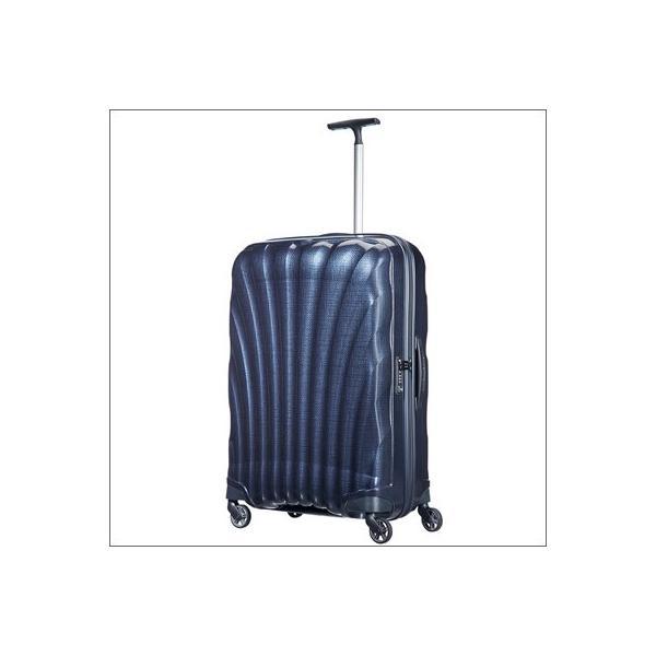【並行輸入品】【ラッピング不可】Samsonite サムソナイト 73351 1549 スーツケース Cosmolite コスモライト Spinner スピナー 94L ミッドナイトブルー