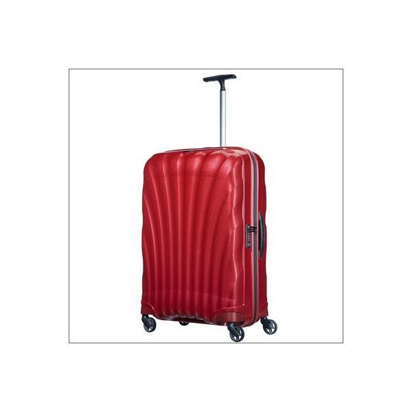 【並行輸入品】【ラッピング不可】Samsonite サムソナイト 73351 1726 スーツケース Cosmolite コスモライト Spinner スピナー 94L RED レッド 旧品番 53451