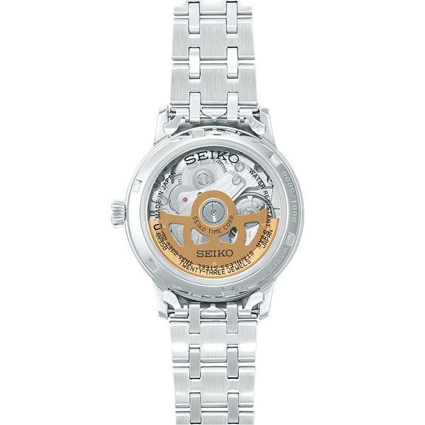 SEIKO セイコー 腕時計 SRRY033 レディース PRESAGE プレザージュ メカニカル 自動巻(手巻つき)