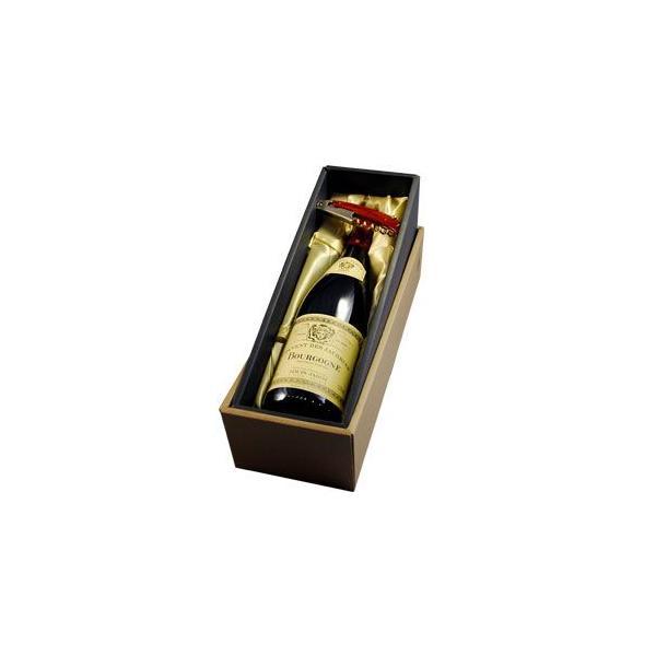 名入れソムリエナイフinワインギフト『ルイ・ジャド:クーヴァン・デ・ジャコバン(赤)/750ml』※ボトル彫刻なし|okurusake|02