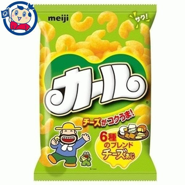 明治 カール チーズ味 64g×10個 1ケース 2ケースまで送料1配送分|okusuya