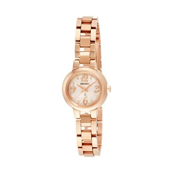 [ルキア]LUKIA 腕時計 LUKIA ミニルキアソーラー SSVR128 レディース 腕時計