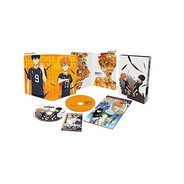 ハイキューセカンドシーズン(初回生産 版Amazon全巻購入特典収納BOX付属)全9巻セット[マーケットプレイスBlu-rayセ