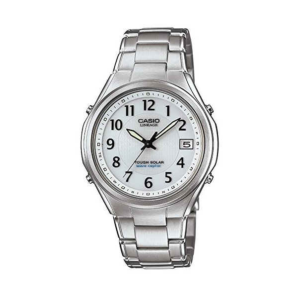 961f7294e5 [カシオ]CASIO 腕時計 リニエージ 電波ソーラー LIW-120DEJ-7A2JF メンズ|olap ...