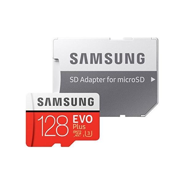 Samsung microSDカード128GB EVOPlus Class10 UHS-I U3対応 Nintendo Switch 動作確認済 正規代理店保証品 MB-MC128GA/ECO olap