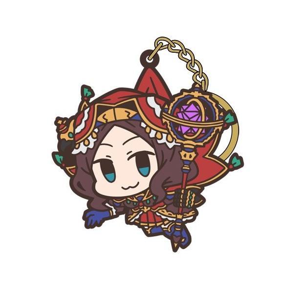 Fate/Grand Order キャスター : レオナルド・ダ・ヴィンチ つままれキーホルダー