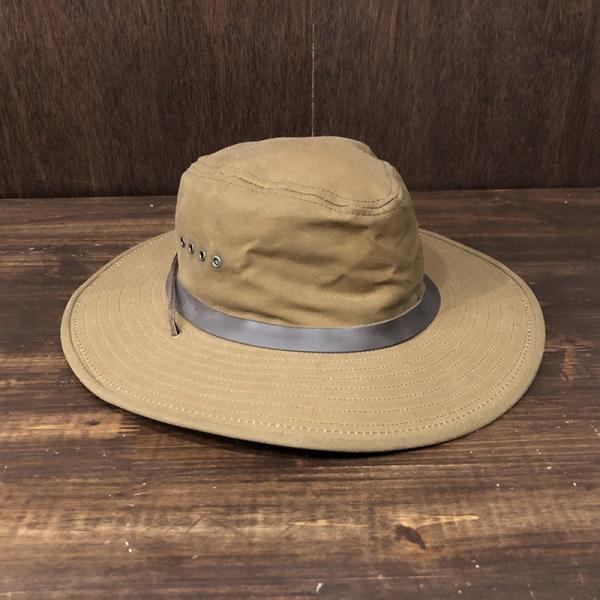 Filson Tin Cloth Bush Hat フィルソン ティン クロス ブッシュ ハット タンカラー M