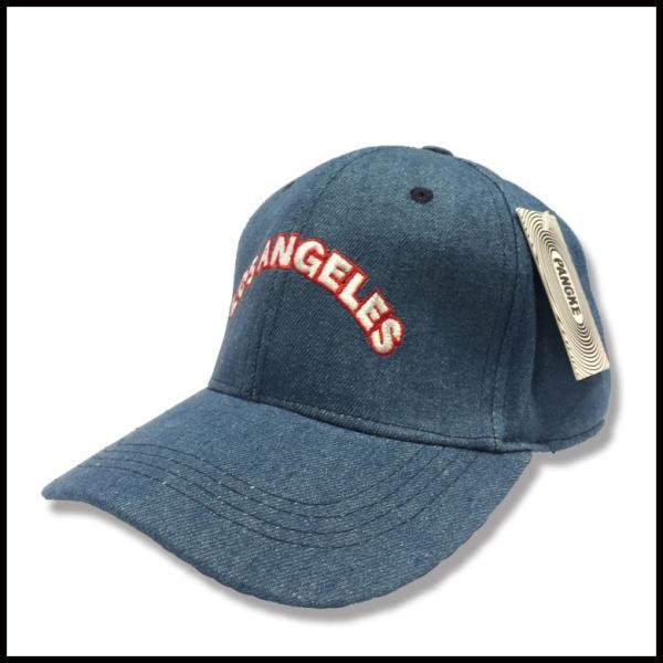 ロサンゼルス デニム CAP|ole2014