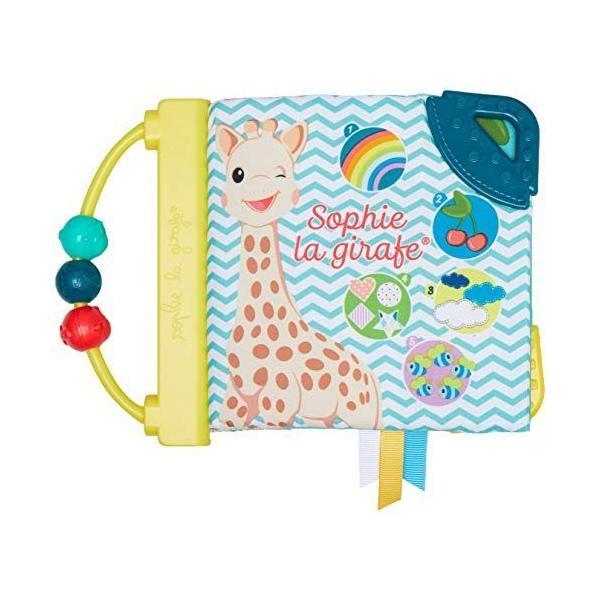 キリンのソフィー ファーストブック本  日本正規品 Vulli歯固め可愛い赤ちゃん乳児0歳3ヵ月から遊べる1歳人気初