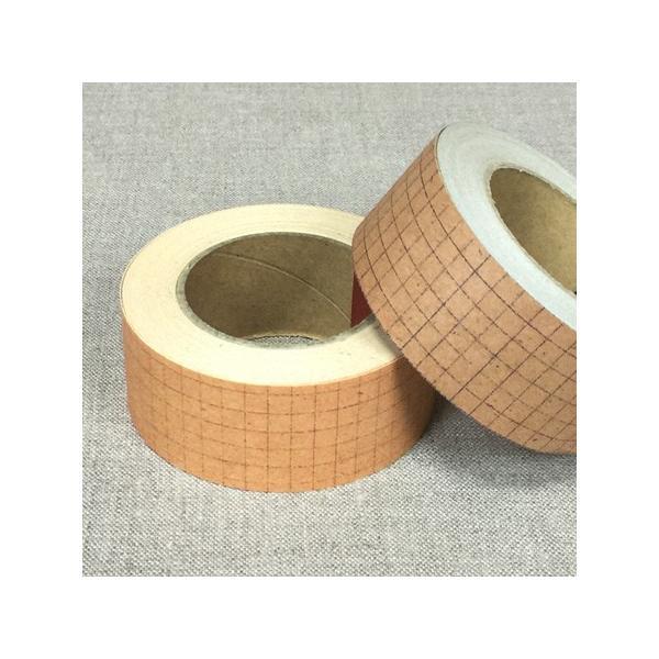 倉敷意匠計画室 クラフト紙テープ 30mm クラフトテープ 柄 かわいい