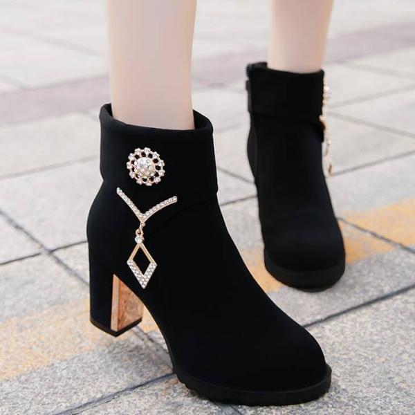 ショートブーツ レディース ブーツ ショート丈 ショート 靴 カジュアル おしゃれ かわいい ママファッション