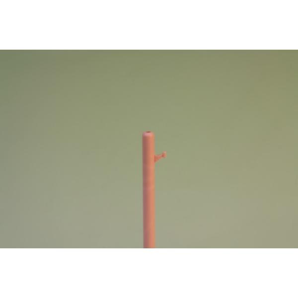 神具 絵馬掛け台 お守り掛け台 プラスティック製 高さ19cm台座直径5cm|omakase-factory|03