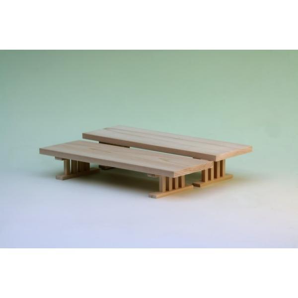 神具 神具セット 二段組豆八足台9寸 木彫り雲 おまかせ工房|omakase-factory|02