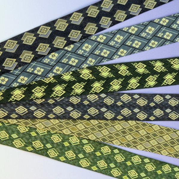 い草上敷きサイズ変更 上敷補修テープ 修理縁 ヘリテープ No.2のへり 1メートル単位で選択可能 おまかせ工房|omakase-factory|05