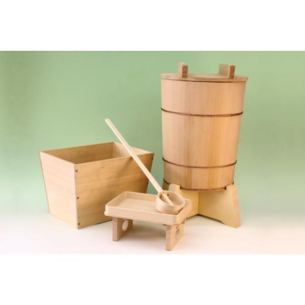 神具 地鎮祭 手水用具一式 Aセット おまかせ工房|omakase-factory|02