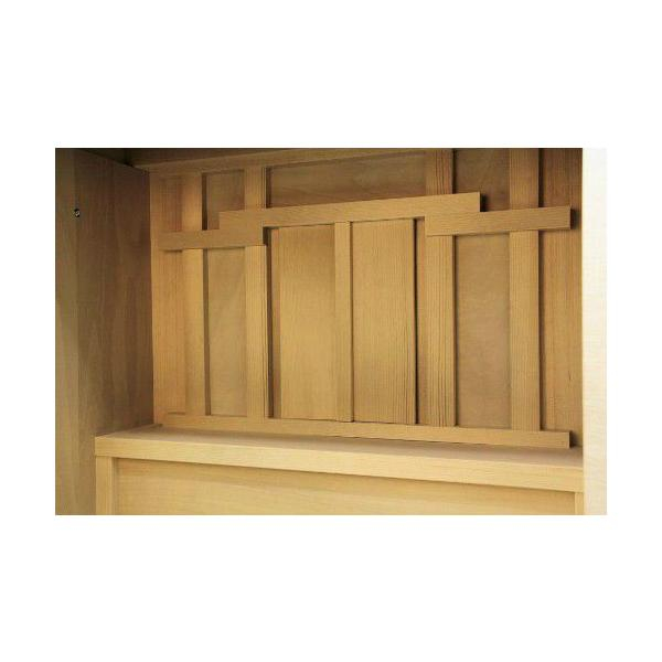 神道 特上祭壇宮 スプルース製(北米産桧) 小 上品|omakase-factory|02