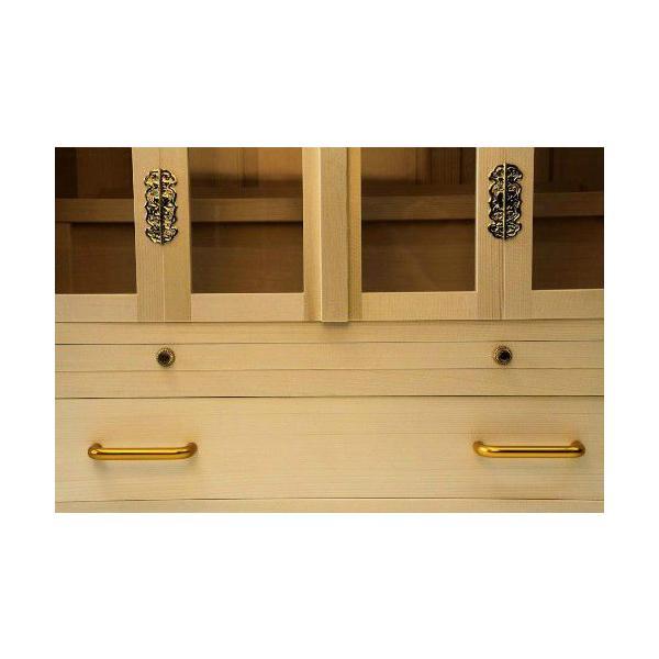 神道 特上祭壇宮 スプルース製(北米産桧) 小 上品|omakase-factory|06