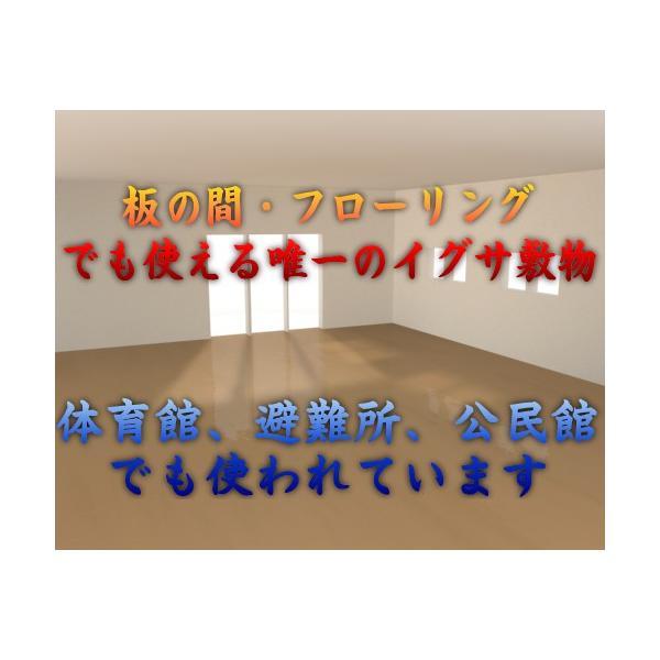 本間6帖 本間6畳 双目織り 上敷 ござ い草カーペット 自由に切れる上敷き 10段階で7ランクの品質 おまかせ工房|omakase-factory|06