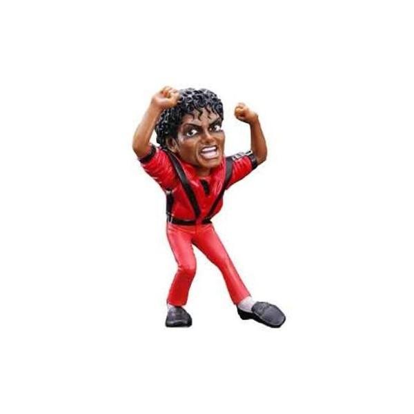 (中古品)KING OF POP マイケル・ジャクソン スリラー・フィギュア マイケル・ジャク omatsurilife