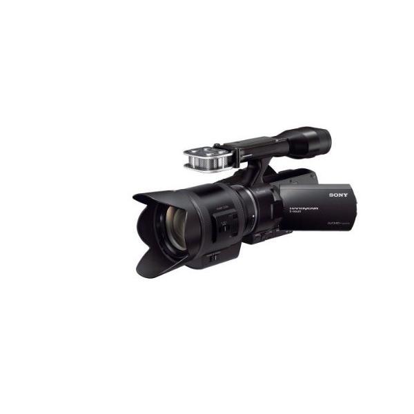 (中古品)ソニー SONY ビデオカメラ Handycam NEX-VG30H レンズキットE 18-200mm F3. omatsurilife