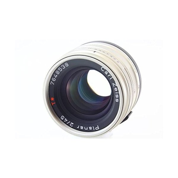 CONTAX コンタックス G用 Planar 45mm F2 T* (Carl Zeiss)|omatsurilife