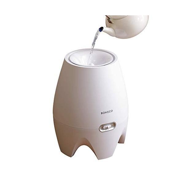 通販生活の加湿機「気化式ボネコE2441A」●風邪対策に最適な湿度50%前後を