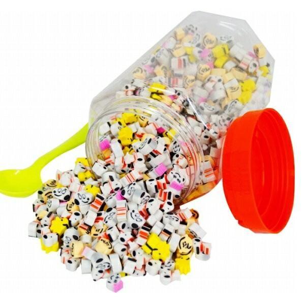 スヌーピー消しゴムすくい1キロ入 景品 子供 子供会 子ども会 縁日 お祭り 夏祭り ランチ景品 お子様ランチ おもちゃ 玩具 景品玩具